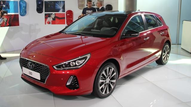 Présentation vidéo en avant-première - Nouvelle Hyundai i30 : sérieuse