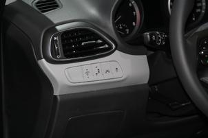 La i30 fait le plein d'équipements technologiques.