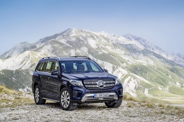 Mercedes :4 millions de SUV écoulés et un label Maybach qui se vend bien