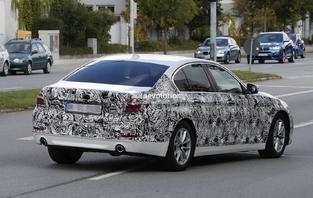 Surprise : la future BMW Série 5 montre son regard