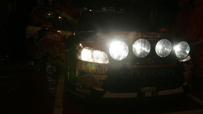 WRC Acropole Jour 2 : regroupement en tête, Loeb ouvrira la route demain