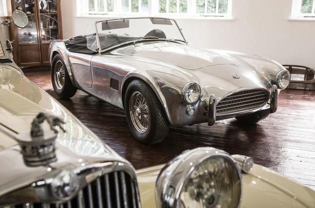 La production de l'AC Cobra repart comme en 1962