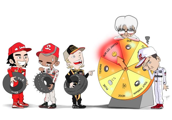 Cara croque l'actu #6: Qui gagnera le titre en F1 cette année ? Mystère et boule de... gomme !