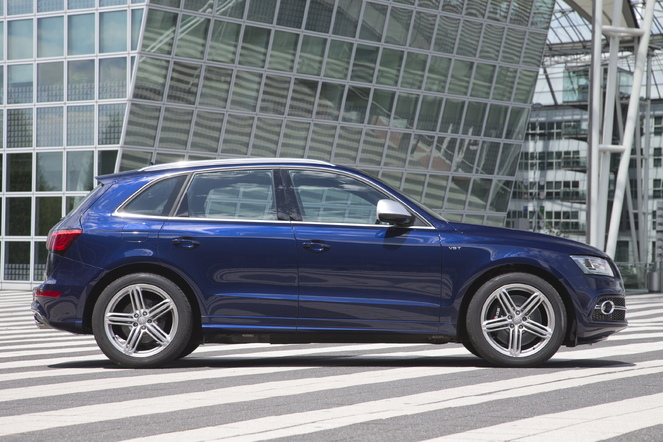 Essai - Audi SQ5 : S comme Diesel