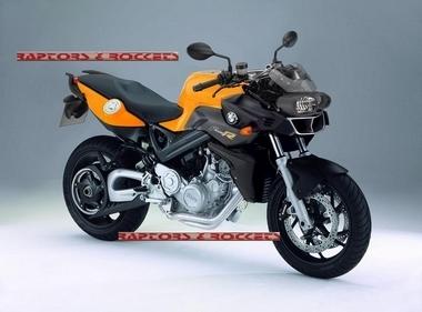 Salon de la moto 2007 en direct : BMW ... et pour la fin d'année ?!