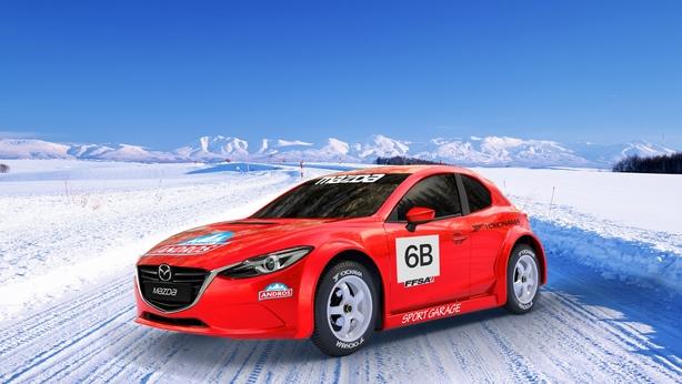Mazda s'engage sur le Trophée Andros