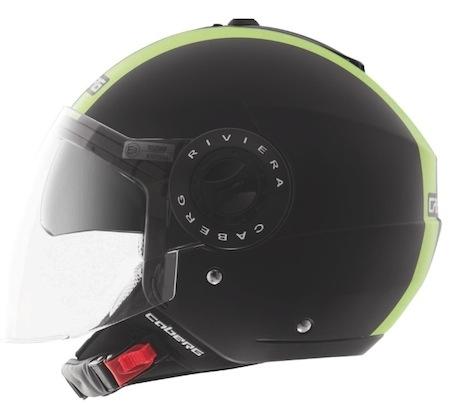 Caberg Riviera V2: la version Hi-Vision