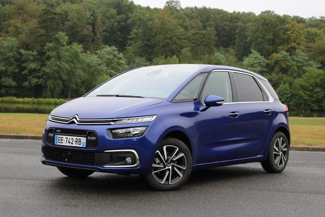 Essai vidéo - Citroën C4 Picasso restylé 2016 : à point nommé