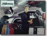 Porsche et le 7e art, une grande histoire   d'amour