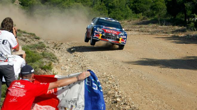 WRC Acropole Jour 3 : Ogier l'emporte, Loeb s'emporte
