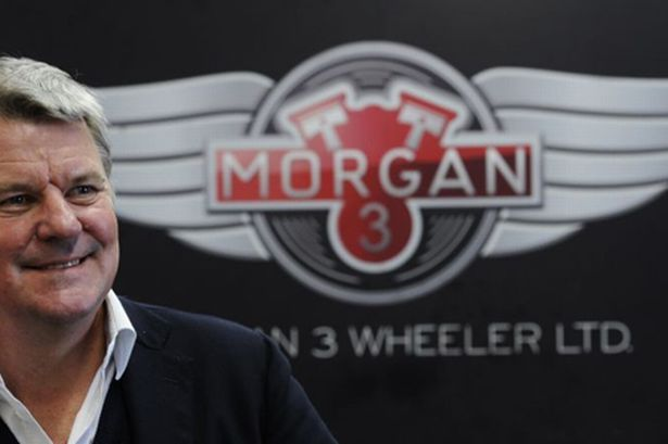 Morgan quitte Morgan