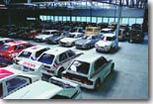 Le conservatoire Citroën, gardien de   l'histoire de la marque aux chevrons
