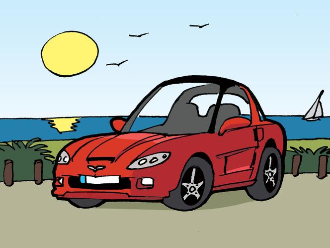 Rond-Poing, Episode 26: le dur quotidien de l'essayeur automobile