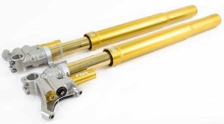 Ohlins FGR 300: de l'or en barre!