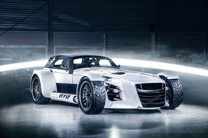 Donkervoort présente sa D8 GTO Bilster Berg Edition