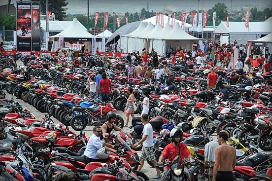 WDW: une bande organisée arrêtée venait de voler douze Ducati