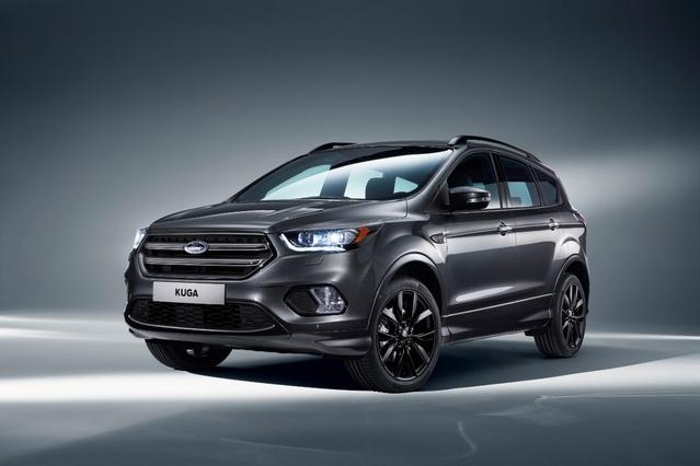 Nouveau Ford Kuga: à partir de 22650€