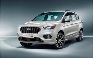 Avec la finition Vignale, Ford souhaite attirer la clientèle tentée par le premium.