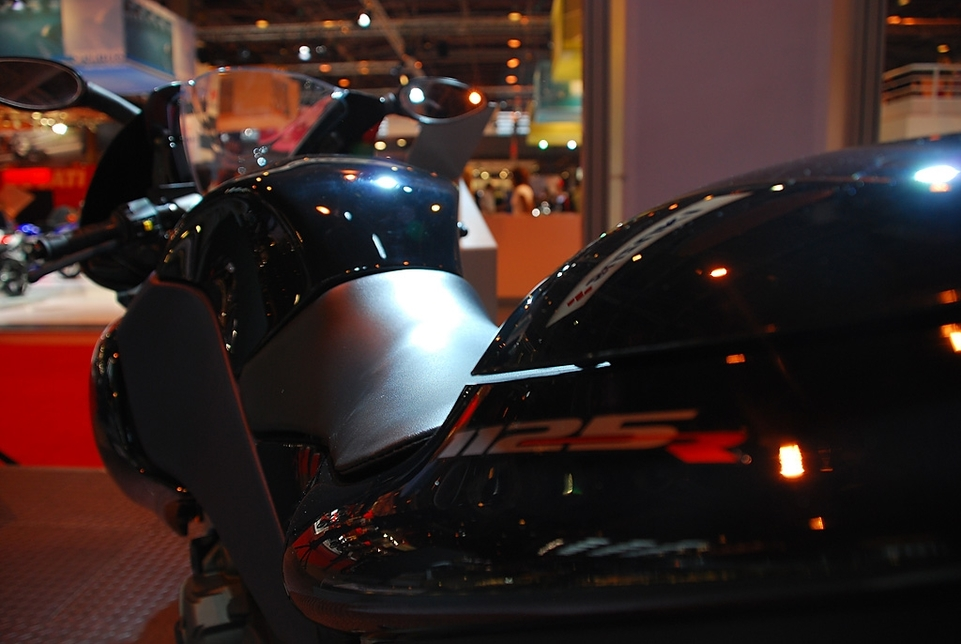 Salon de la Moto 2007 en direct : Buell 1125R