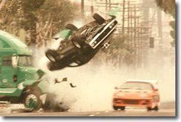 Fast and Furious, délires mécaniques   et cascades à profusion