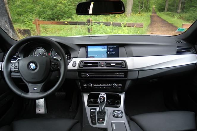 Essai vidéo - BMW  M550d : la preuve par trois