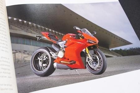 Lu pour vous : Motos Ducati Tous les modèles depuis 1946, de Ian Falloon