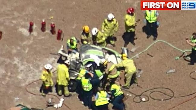Sean Edwards, leader de la Porsche Supercup se tue lors d'un coaching