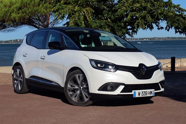 Essai - Renault Scénic dCi 110 ch hydrid Assist: premier d'une longue lignée