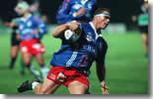 Pieter de Villiers, le sud-africain de l'Equipe de France de rugby