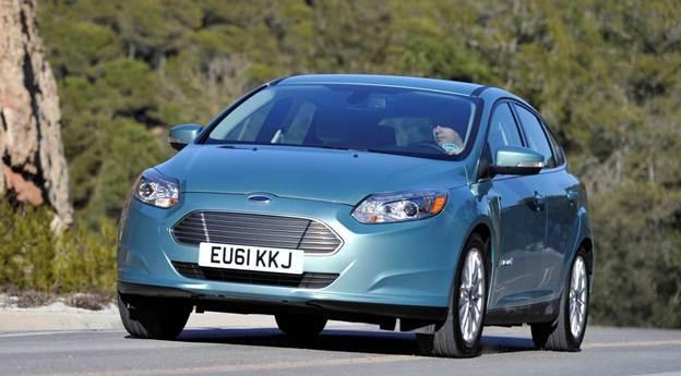 Nouvelle Ford Focus Electric : 32 990 € en France (pour peu de temps)
