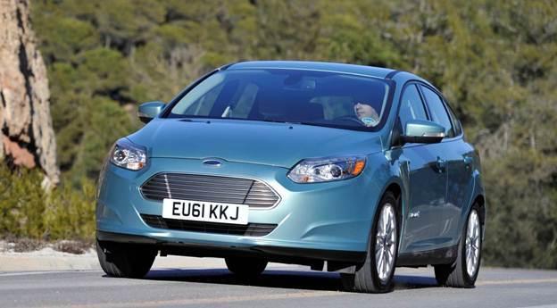 Nouvelle Ford Focus Electric : 32 990 € en France (pour peu de temps)