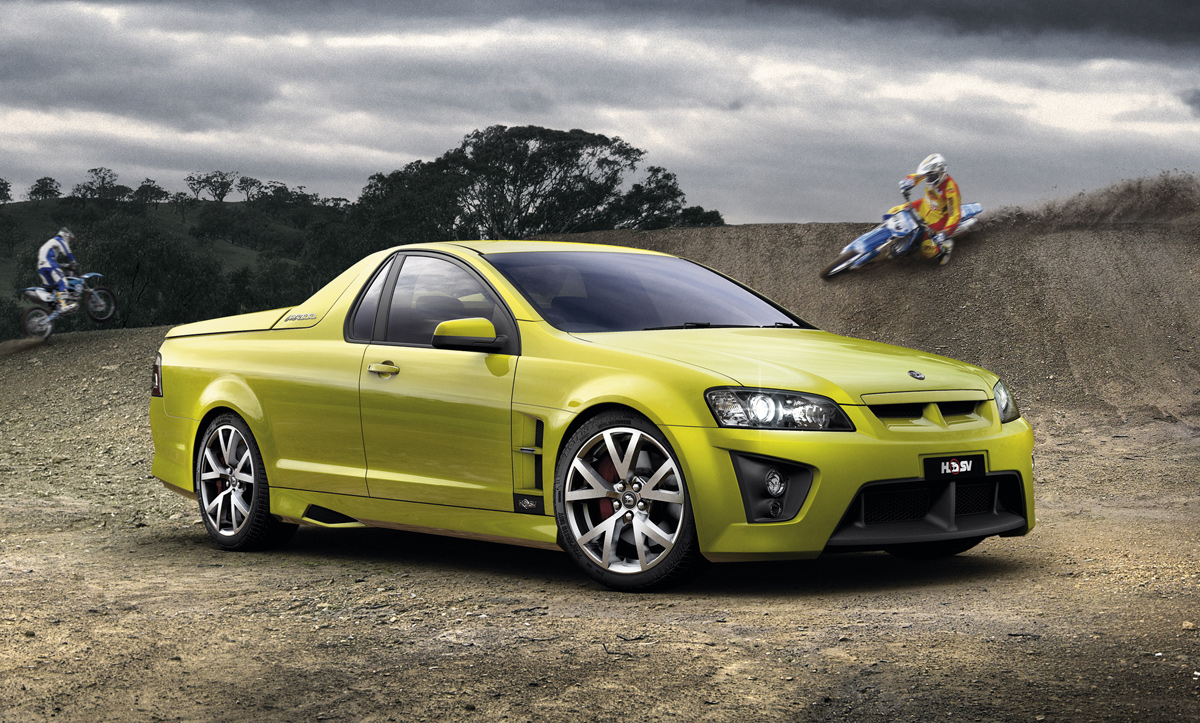 Salon De Sydney Holden Special Vehicles Maloo R8 Ute