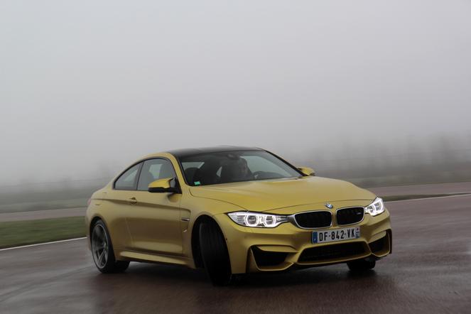 Les essais de Soheil Ayari - BMW M4 : l'équilibre presque parfait