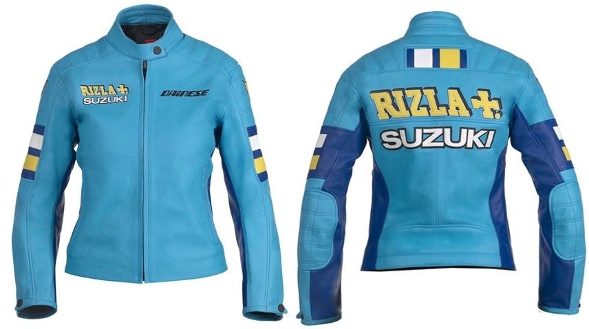Dainese série spéciale Rizla Suzuki