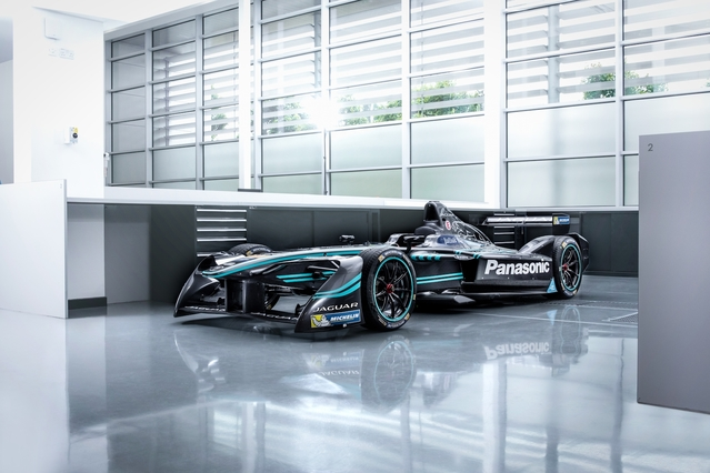 Formula E : Jaguar s'engage avec l'I-Type