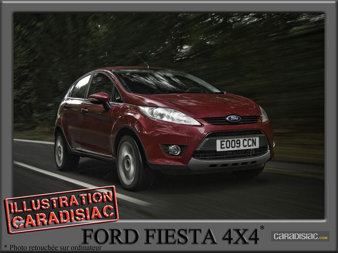 Ford prépare un mini Kuga pour la fin d'année !