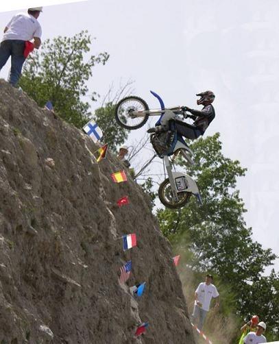 Finale du championnat de France de montée impossible