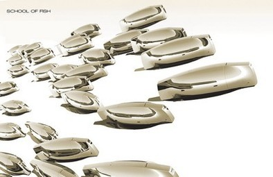 L.A. Auto Show Design Challenge 2008 (toutes les images + sondage)