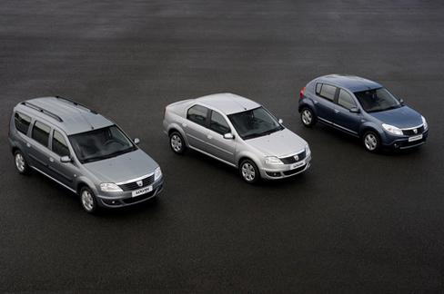 Essai - Dacia Logan et Sandero ECO2 : Dacia passe au vert ?