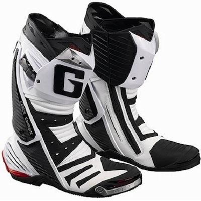 Bottes Gaerne GP1: du haut de gamme pour la piste.