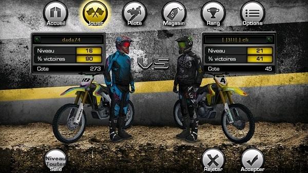 Jeu vidéo : Ricky Carmichael's Motocross Matchup arrive sur PC