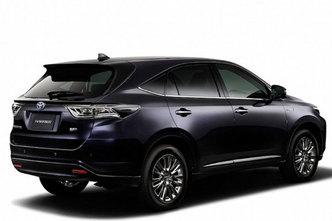 Surprise : le futur Lexus RX prend la route