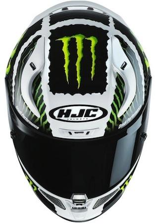HJC: la Monster Energy revient avec le R-Pha 11