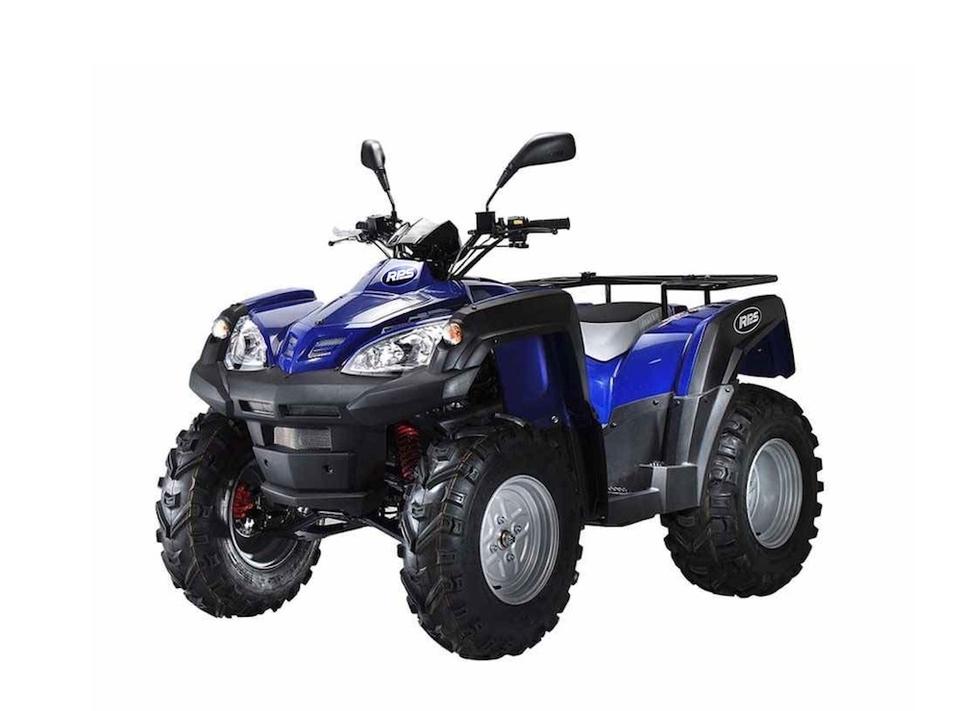 Nouveautés Quads : RPS 320 U et 500 Supermoto