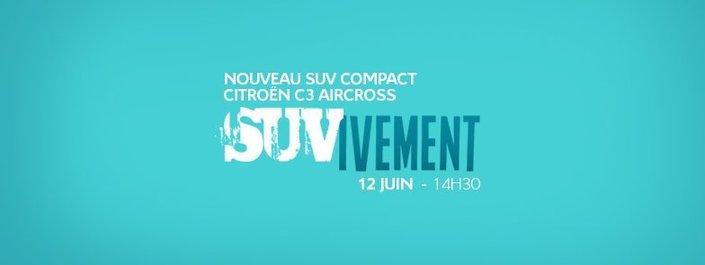 Nouveautés: les Citroën C3 Aircross, Hyundai Kona et Volkswagen Polo dévoilées la semaine prochaine