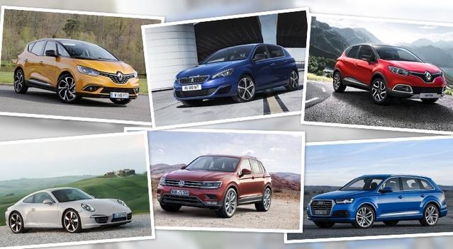 Citadine, berline, SUV, monospace... : le guide des catégories