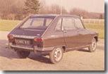 1965 : Renault dévoile la R16