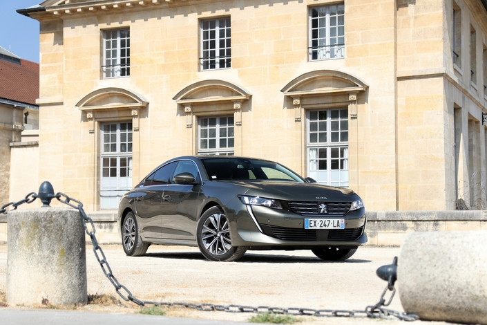 Essai - Peugeot 508 BlueHDi 130 EAT 8: le bon accord