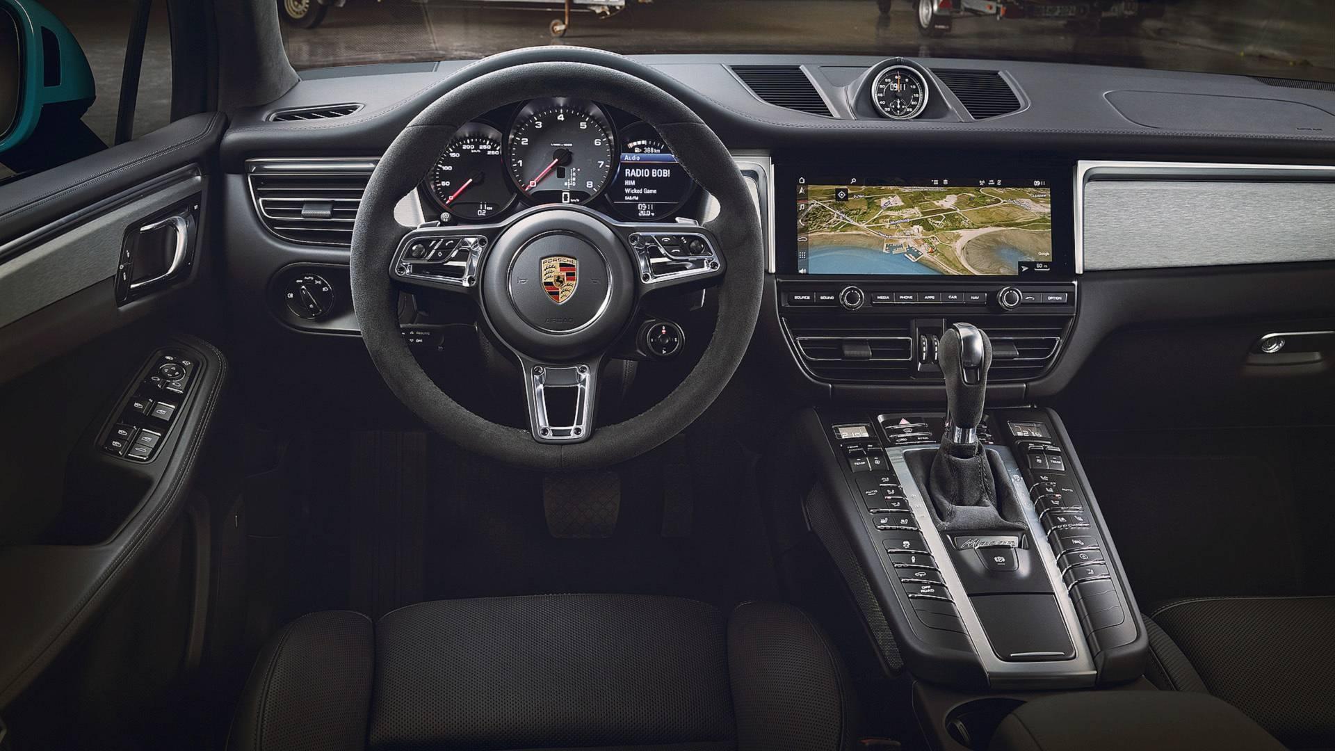 Mondial De Paris 2018 Porsche Macan Restylé Et La Lumière Fut