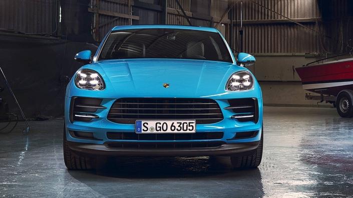 Mondial de Paris 2018 - Porsche Macan restylé : et la lumière fut